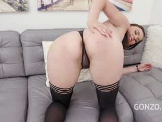 Keira Flow rough throat fuck and sex to gaping