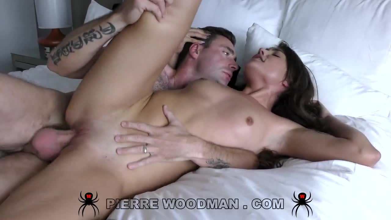 Adria Rae (Adria Rae - Hard - My first DP was with 3 men / 12.07.17.)