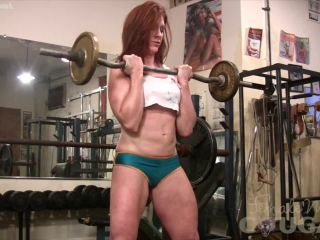 Female Muscle Network 012013 catherine desade dm Part 1