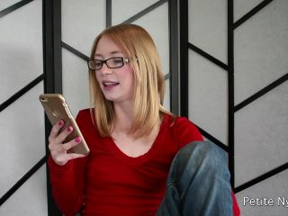 Online tube ManyVids presents Petite Nymphet in hysterical literature