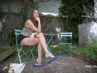 [Manyvids] Stella Liberty - Perving in Public