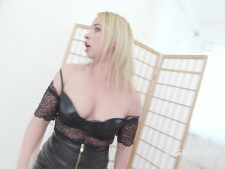 LegalPorno presents 2on1 Total Balls Deep with Olga Cabaeva with Anal, DP, Swallow GL037 —
