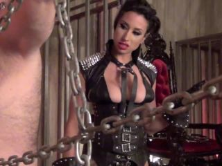 Domnation - Mistress Tangent - AN INESCAPABALE WEB OF CANES AND PAIN! | online | porn video