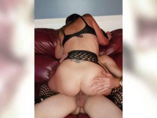 Aimazing PHAT ASS Real housewife / mother riding OVER 50 COCKS NO CONDOM