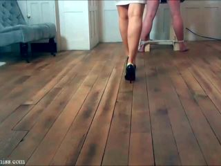 strictmiss  caning  men