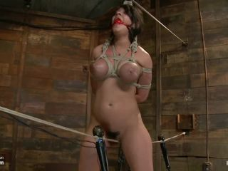 Charley chase breast bound pended n cummed