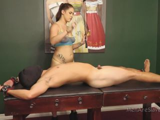 MenAreSlave presents Lady Edyn in Balls Are Meant To Be Tortured