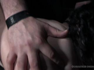 Bondage Naked girl vomit [HD 720P] - Screenshot 2