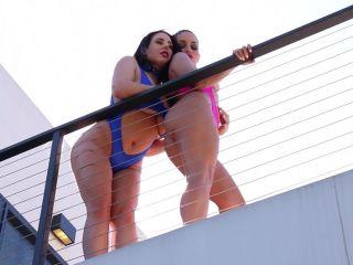 Online porn - ElegantAngel presents Angela White & Kissa Sins – Bombshells 8 – 07.09.2018 milf