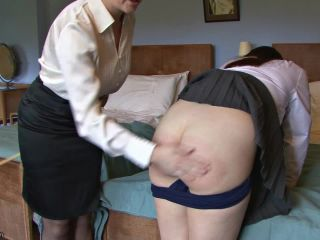 SpankSpank8492 - Vagina Must Be Dry Or You Will Be Caned - Oct. 02  17