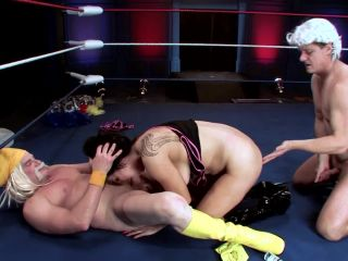 Chyna Is Queen of the Ring - Part 4  Aug 23, 2012
