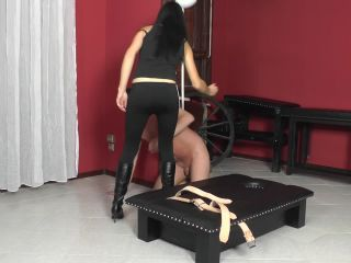 CruelMistresses – Your Ass Is Mine – The Strap-on Part!!!