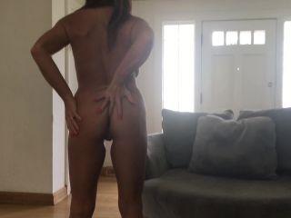 Denise Foxxx - Naked Handjob!!!