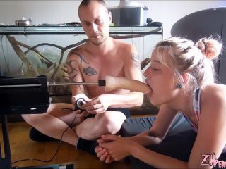 PervyPixie - Throatfucking Machine