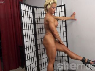 Jill Jaxen - She Knows You Like Watching Her. But She Asks Your Opinion Anyway.