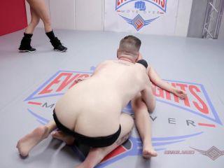 EvolvedFights – Stephie Staar vs Chad Diamond – Mixed Wrestling