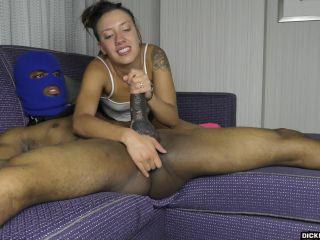 She Gets Off Worshiping BBC Black Ass Sophia Grace
