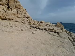 """Sabrina Spice in """"Quick One At The Seashore""""  