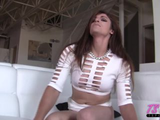 [TsPov] Bailey Love - Bailey loves swallowing cum!