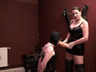 Lady Asmondena - Strapon goddess - whip and fuck cheap whore