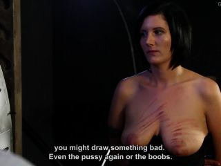 Roxy And The Wheel of Full Pain 02 - Spanking and Whipping, Punishment