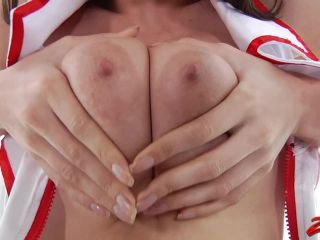 Busty Lana Rhodes Getting Creampied