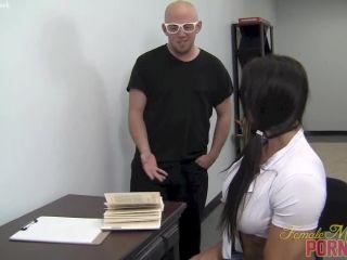 Angela Salvagno - Domme Detention!!!