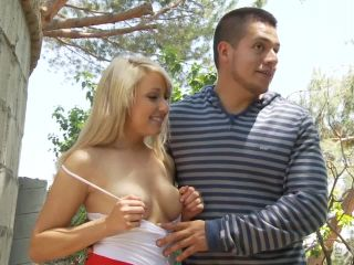 Milf Mellanie Monroe Tests Out Valerie White's New Bf's Dick