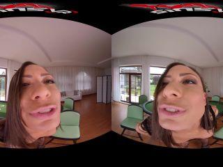 virtual reality | SinsVR presents Cassie Del Isla in Fox Tail Fetish Solo Babe | cassie del isla
