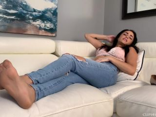 Bratty Babes Own You – Caught Sniffing Sleepy Step-Sister Cleo Flats Footjob | babes | hot babes anna deville femdom