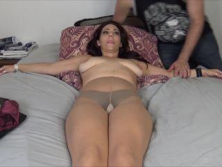 Tracys Nylon Fun Pt 3 Another Tickle Slut!!!