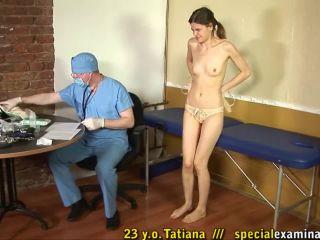 Medical exam tatiana