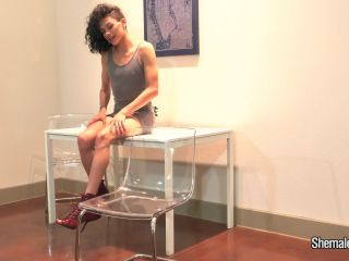 Teen Hottie Alisia Rae Cums Hard!!!!