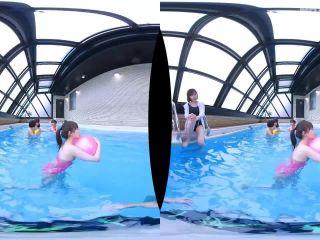 Yui Aragaki VR Sex In That Pool Porn DeepFake