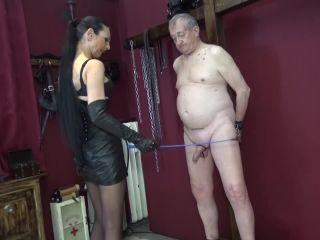 serbian foot fetish Madame Catarina – Cruelest Beauty – CBT – Cock Beating Torture – Entire Movie (720 HD) – Hot Femdom – Canes, Hard, catarina on handjob