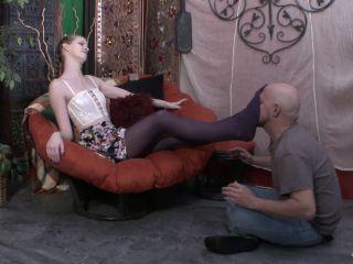 atk fetish Smother – Footdom United – Stocking slaves – Mistress Nyx, footdomunited on femdom porn