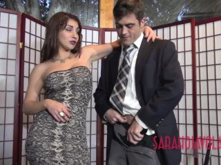 Sarah DiAvola - The Brat Princess - Financial Fuck Tease .mov