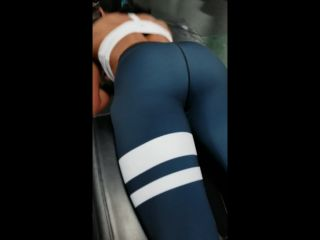 Foot Sniffing – Goddess Zephy – your face = My Foot Rest