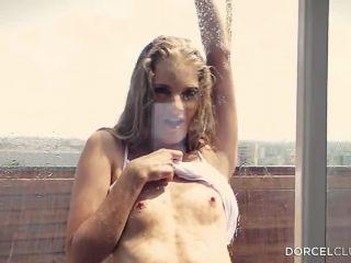 Porn tube Online Video Cayenne Klein – DorcelClub – Great DP on a Parisian balcony (Pornochic 25) double penetration