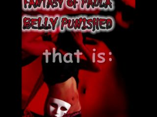 My cin punishment belly punch leaves his pleasure strong sach full p1