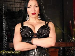 Porn online Goddess Cheyenne - The Terms of Engagement femdom