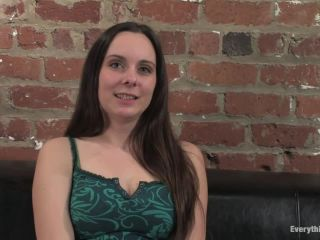 Anal Auditions 1: Please be my first anal experience... - July 4, 2009