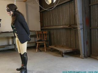 {ellen Equestrian To Ponygirl - Leather - Part 2 (mp4, , 52