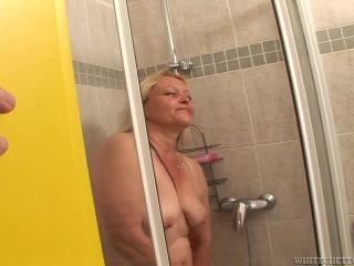 Online Tube GrannyGhetto presents Grandmas Hairy Pussy s05 VanessaE 480p - mature