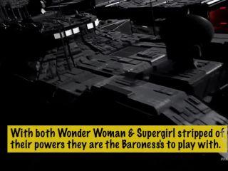 Superhergirl Wonder Woman & Baroness