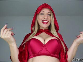 Goddess Poison - Little Red Mesmerize, femdom boots on femdom porn