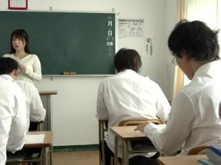 SSNI-666 ● The New Female Teacher Who Was Raped-I Was Raped By The Students In Front Of The Lover ● I Was Sakurado Nodoka