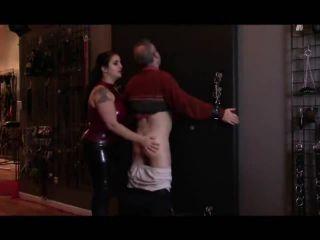 Spanking The Pervert