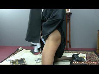 Ariella Ferrera The Good Nun 2 - good - femdom porn cute femdom