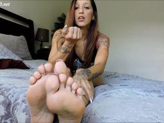 Slave Girl Encourages Your Cumshot - In Heaven with Evan - Stefania Mafra, handjob on cumshot